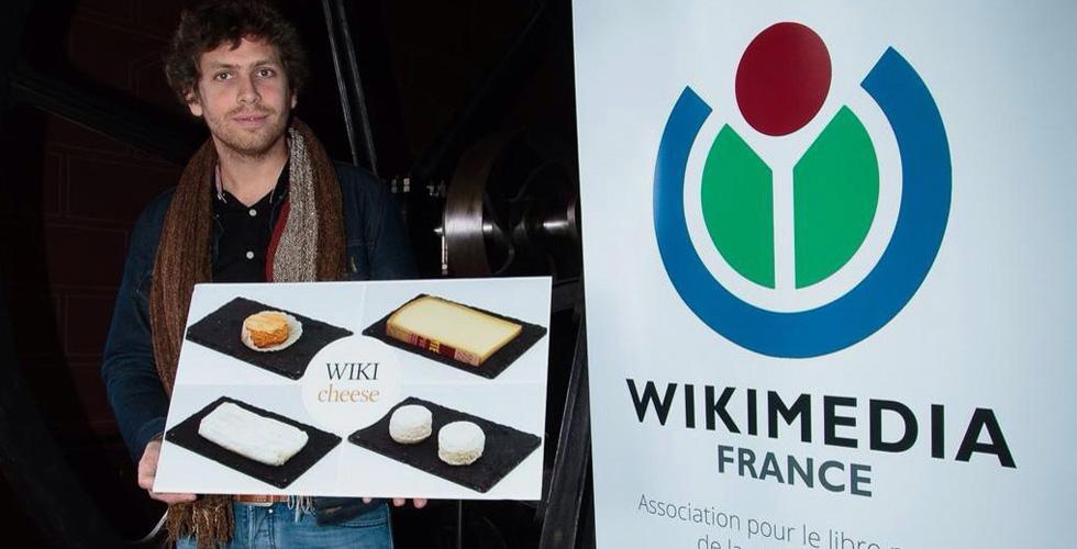 مبادرة WikiCheese   لجمع التّبرعات