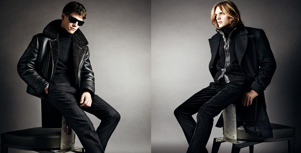 أزياء Tom Ford الشتوية من ابداع العالم الخيالي