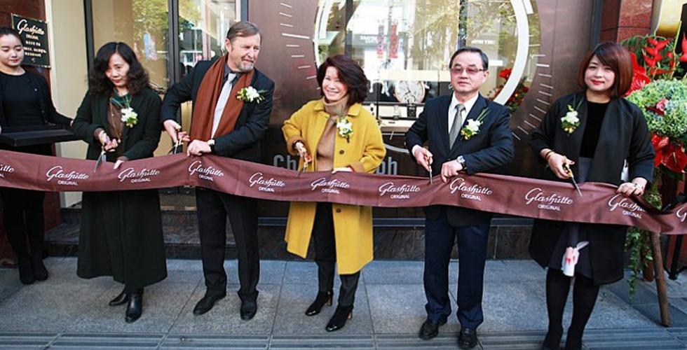 افتتاح متجر غلاشوت اوريجينال في شنغهاي وطوكيو.