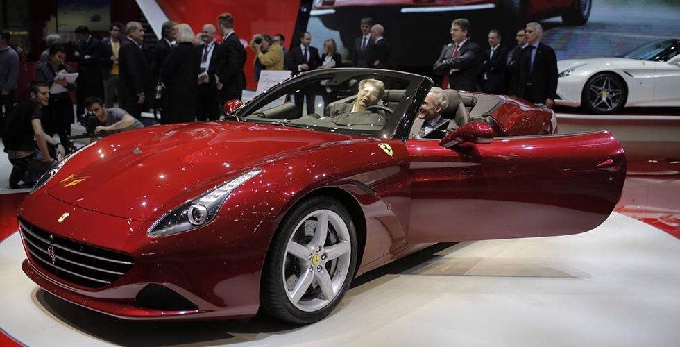 تمهيداً لمعرض جنيف الدولي للسيارات 2015