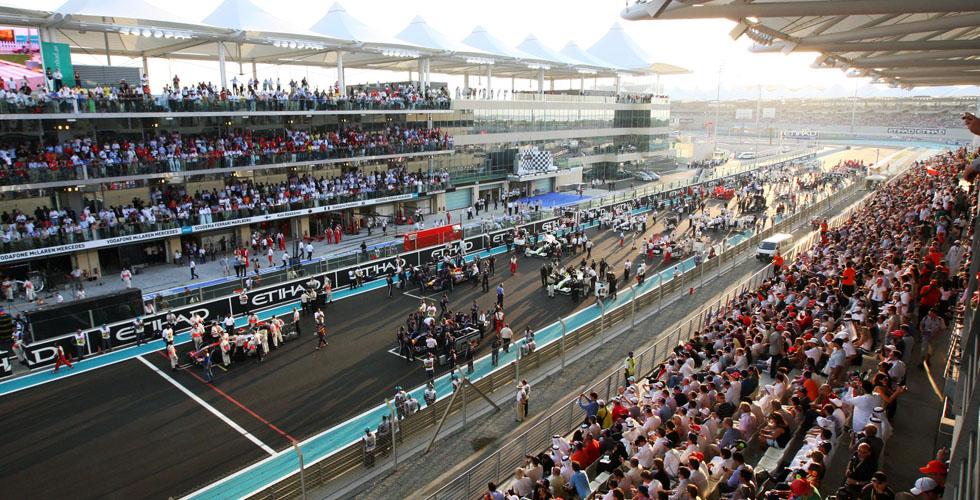 الدّول العربيّة تزدهر بالفورمولا واحد