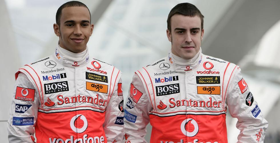 من هو السبّاق الذي سيختبر سيارة ماكلارين الجديدة؟
