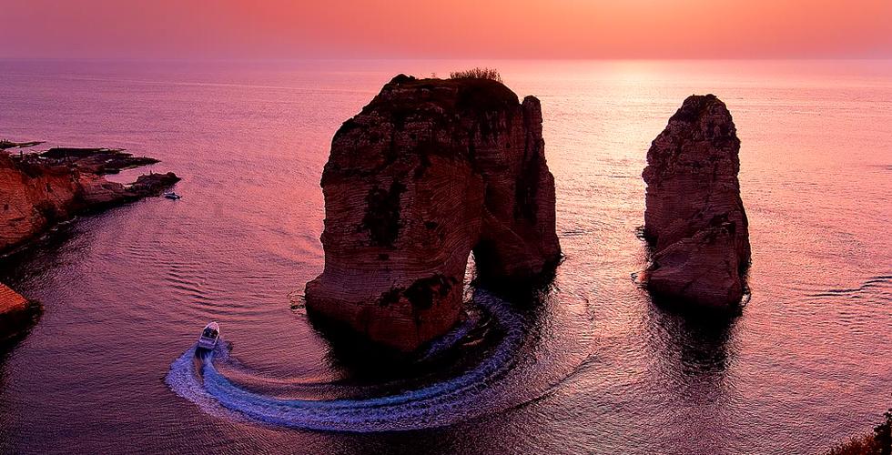 السياحة في لبنان بحسب السبّاق