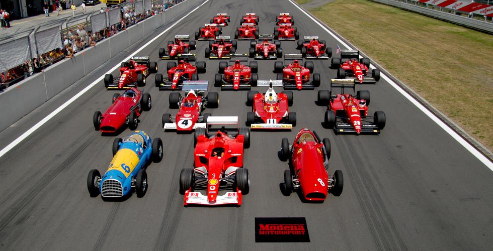 الفورمولا 1 بعد 65 سنة