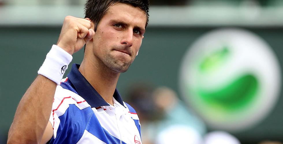 أفضل لاعبي كرة المضرب للعام 2015