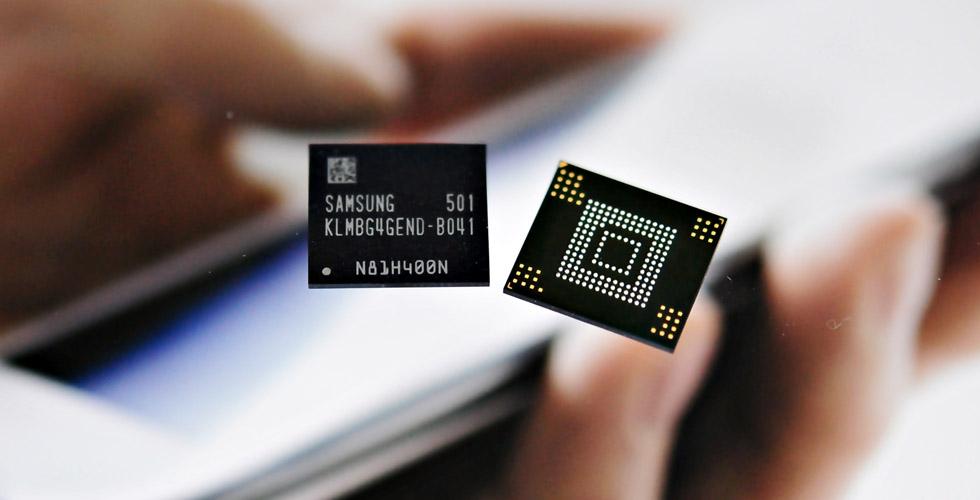 سامسونغ تستثمر 14 مليار دولار لتتفوّق تكنولوجيا