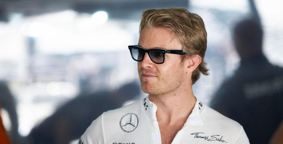روزبرج وهاميلتون : المعركة الاصعب في فورمولا 1