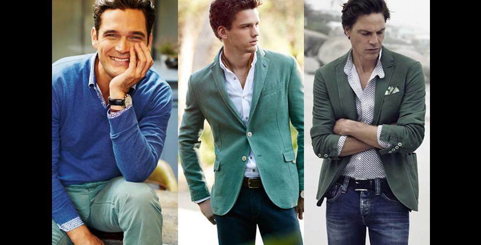 ملابس الصيف وأجمل ٤ تركيبات للألوان