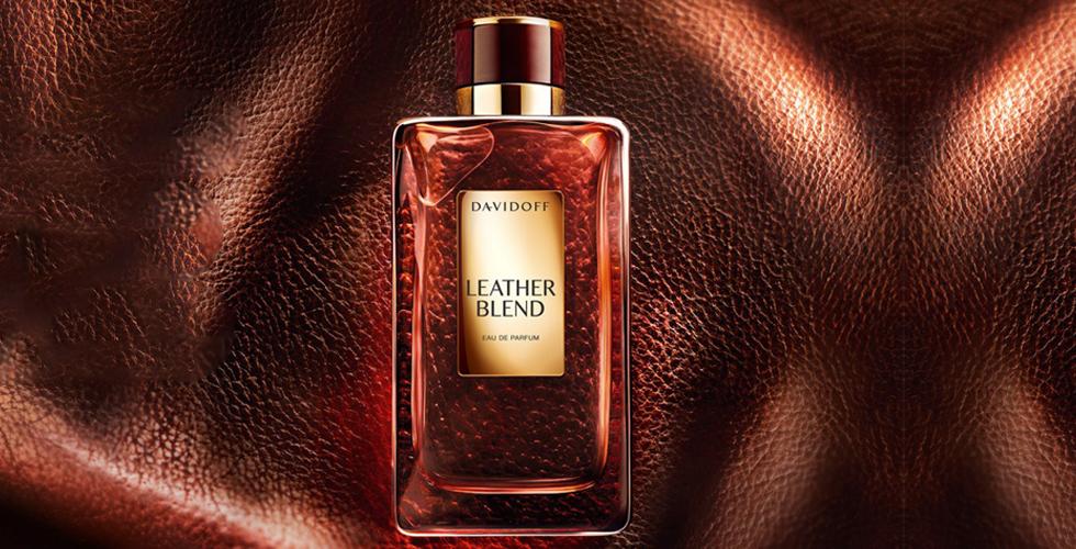 Leather Blend العطر الجديد الفاخر من Davidoff