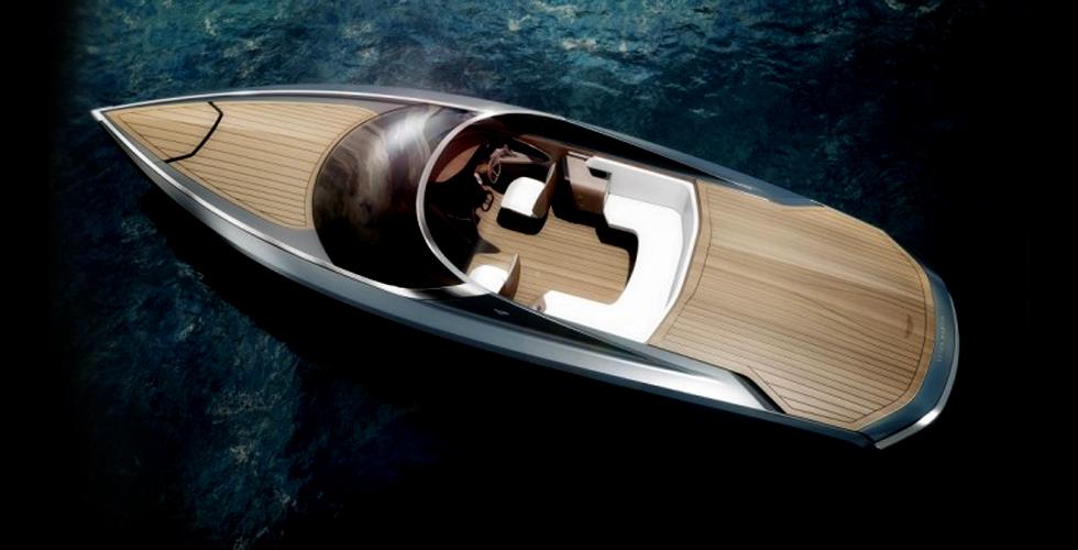 قارب استون مارتن  AM37