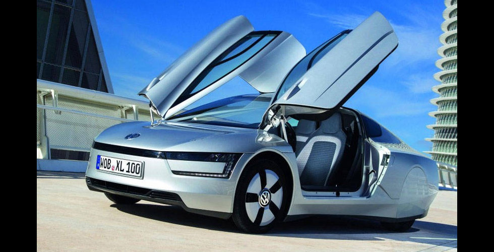 فولكسفاجن تُطلق سيارة اقتصادية
