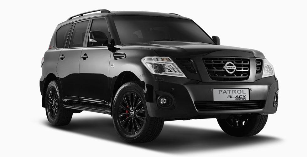 Arabian Automobiles تقدّم الباترول بلاك اديشون