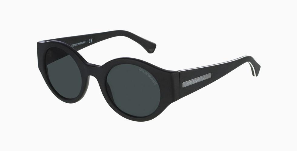نظارات أرماني  الجديدة بالازرق الطاغي