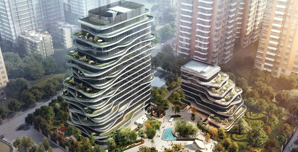 ارماني يصمم مساكن فخمة في بيكين