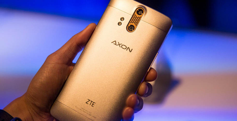 Axon يتحدّى السامسونغ بمواصفاته