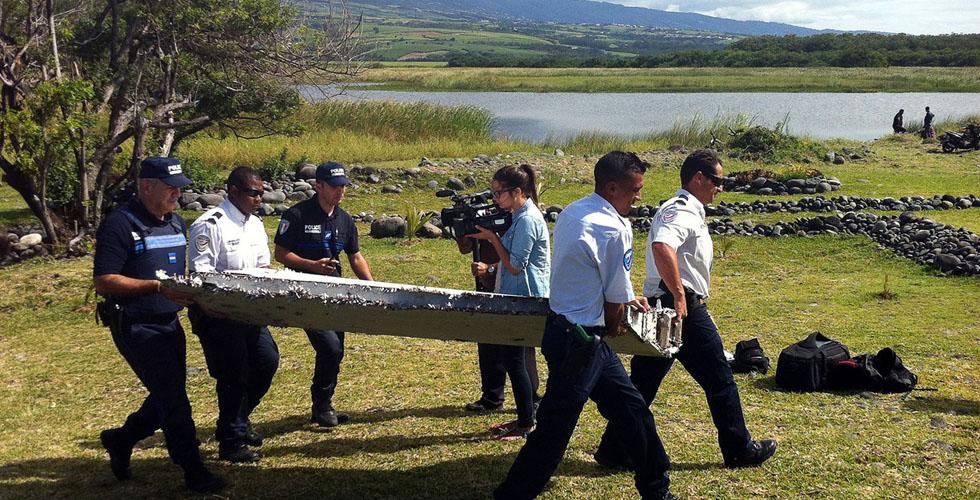 هل تمّ اكتشاف الطائرة الماليزية المفقودة؟
