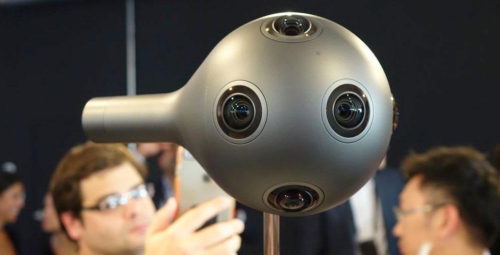 نوكيا:كاميرا جديدة ثلاثية الابعاد