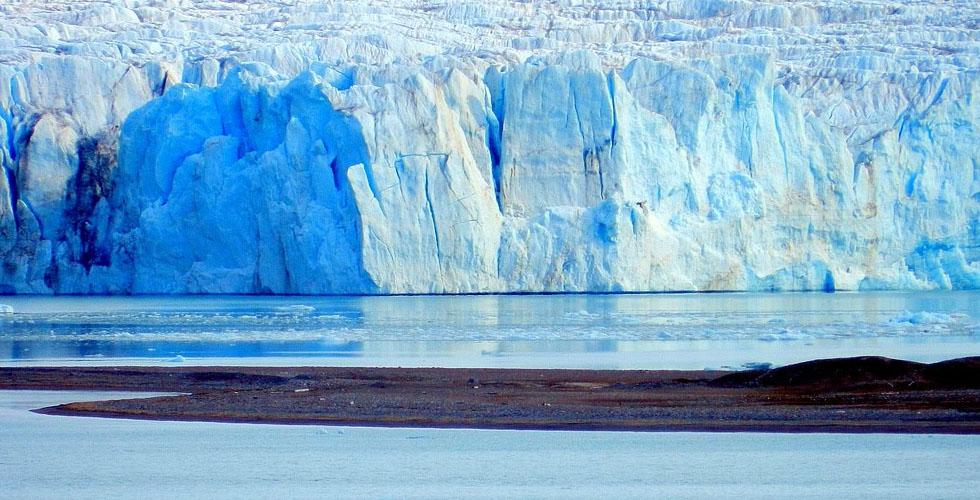 مزيد من ذوبان الجليد في القطب الشمالي
