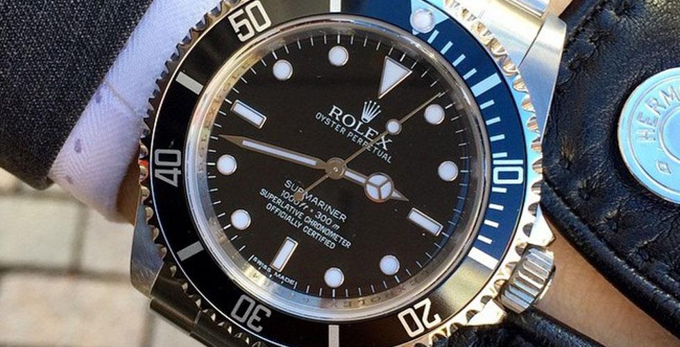 لمحة عن ساعة Submarine من رولكس الرائعة