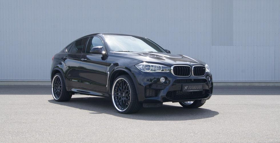 هامان يحوّل سيّارة الX6 M من BMW