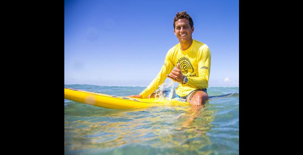 تاغ هوير تنظم يوماً خيرياً للأطفال في هاواي