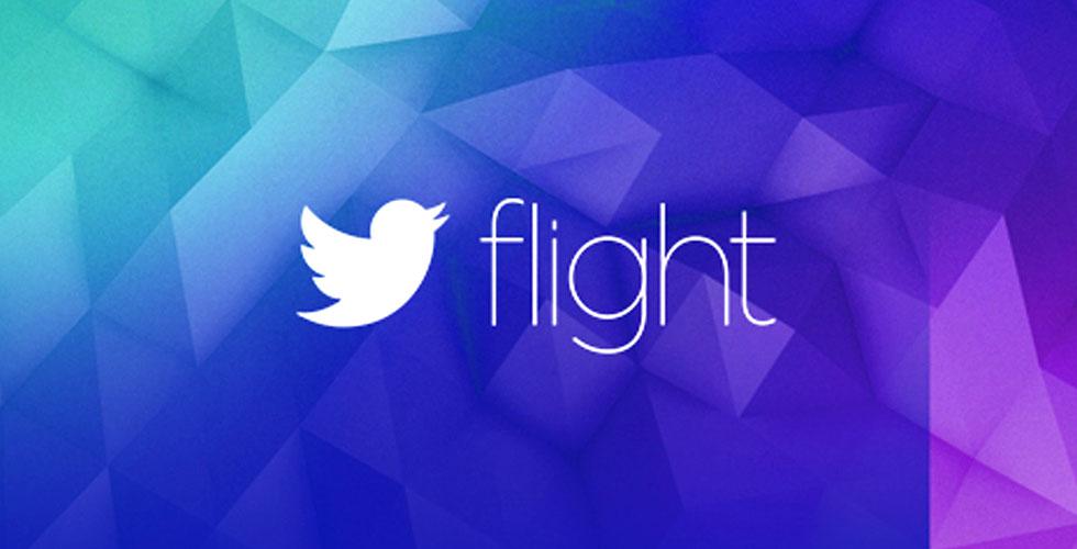 تحديثات جديدة في مؤتمر Flight  من تويتر