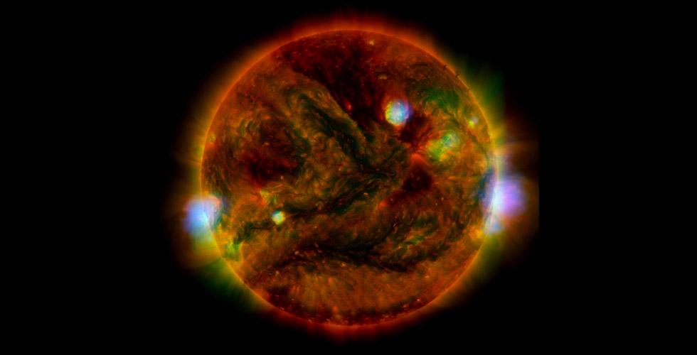 أكبر تلسكوب لاكتشاف تفاصيل الشمس