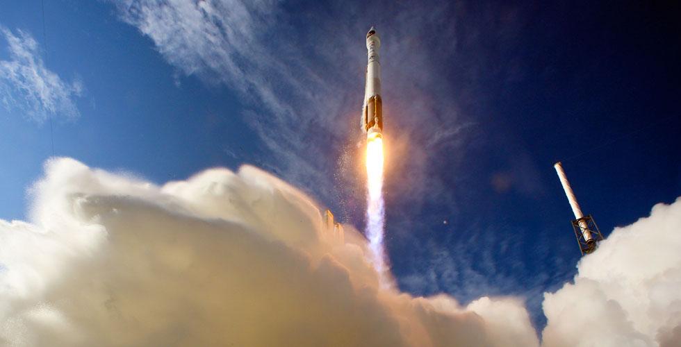 مهمة جديدة لامداد المحطة الفضائية الدولية