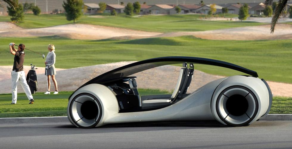هل ستنتج آبل سيارة ذاتية القيادة؟