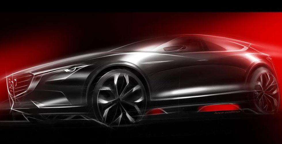 نموذج مازدا كويرو: ثورة ستضرب تصميم CX-9