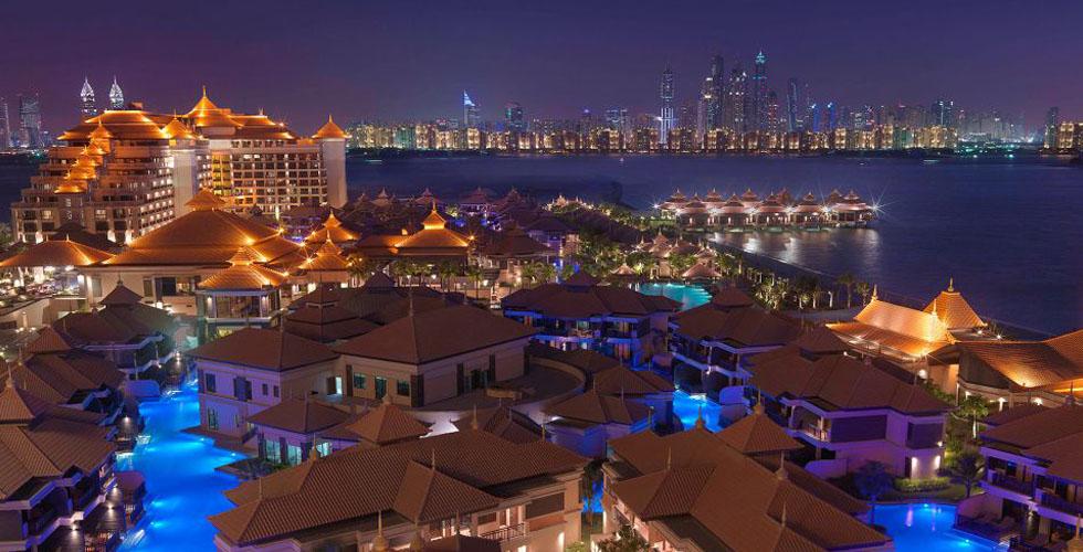 آنانتارا دبي بالم ريزورت آند سبا من أفخم المنتجعات