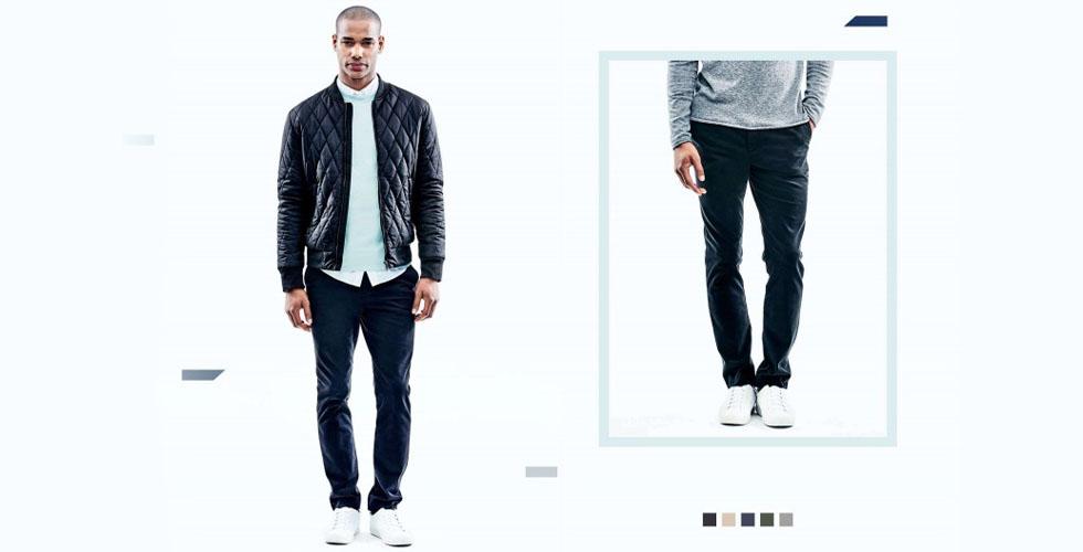 H&M تقدّم السراويل الضيّقة لخريف ٢٠١٥