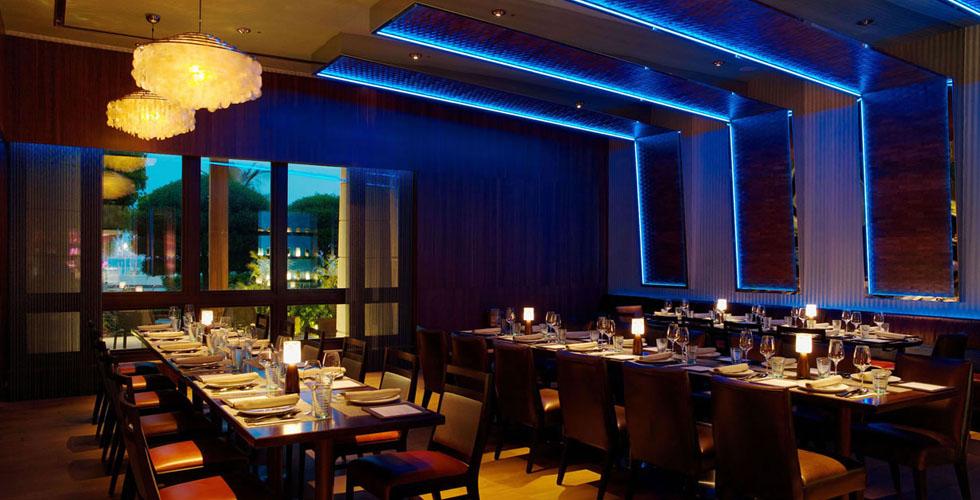 مطعم Nusantao الفخم في الفور سيزونز، الدوحة