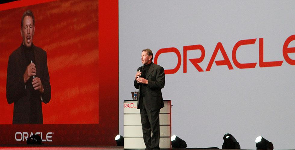 رحلة الى الغيوم مع Oracle في اسبوع التكنولوجيا