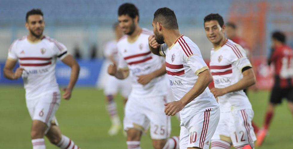 الزمالك يهزم الاهلي ويتربّع على عرش الكرة المصرية