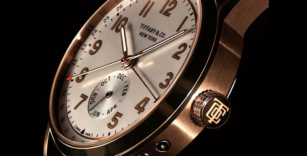ساعة تيفاني CT60 انيوال كالندر
