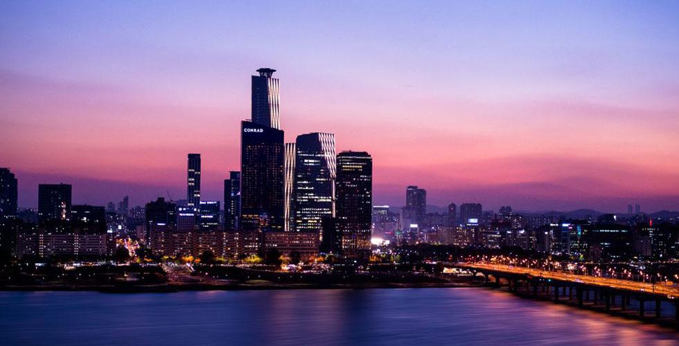 كونراد سول، من أفضل الفنادق في كوريا الجنوبية