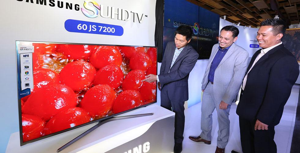 سامسونغ تجعل تلفزيون VHD أكثر توفّراً مع الJS7200