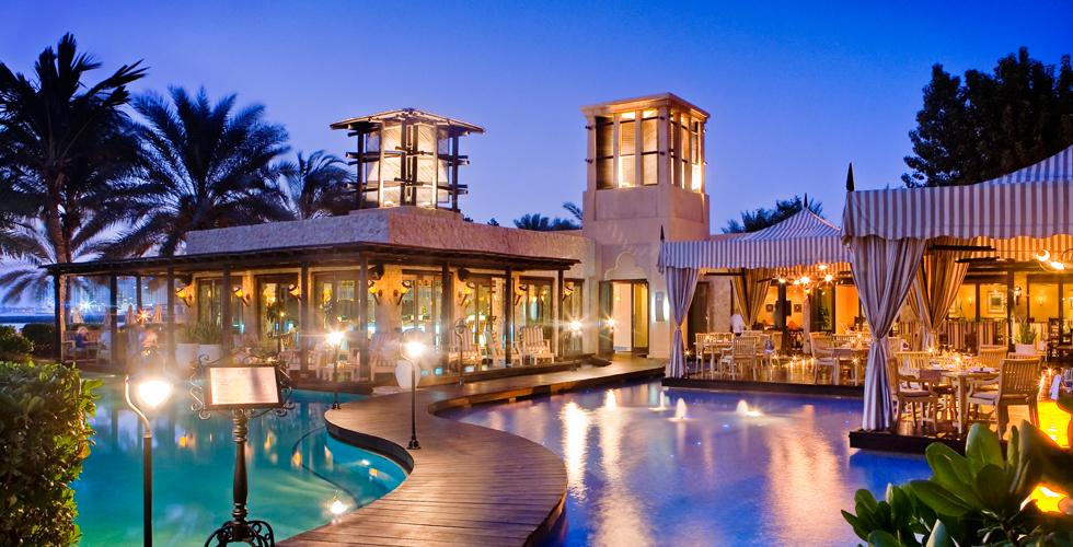 دبي موطن المنتجعات والفنادق الفاخرة