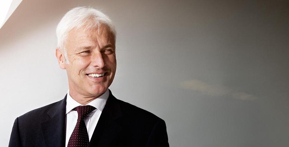 مولير ينتقل ال إدارة فولكسفاجين  AG