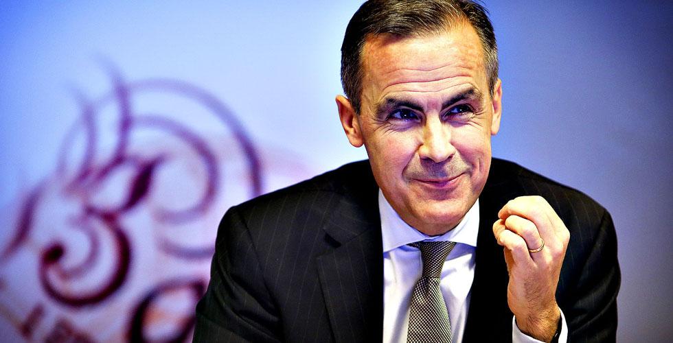 تعزيز الفائدة المصرفية في بريطانيا