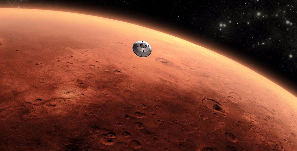 تعزيز تربوي لمشروع الامارات لاستكشاف المريخ