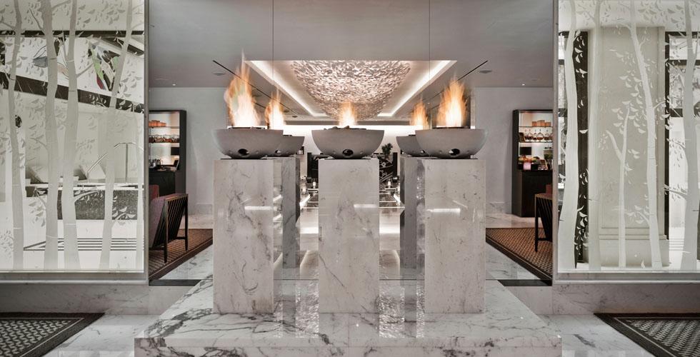افتتاح سبا فاخر في فندق فور سيزونز موسكو