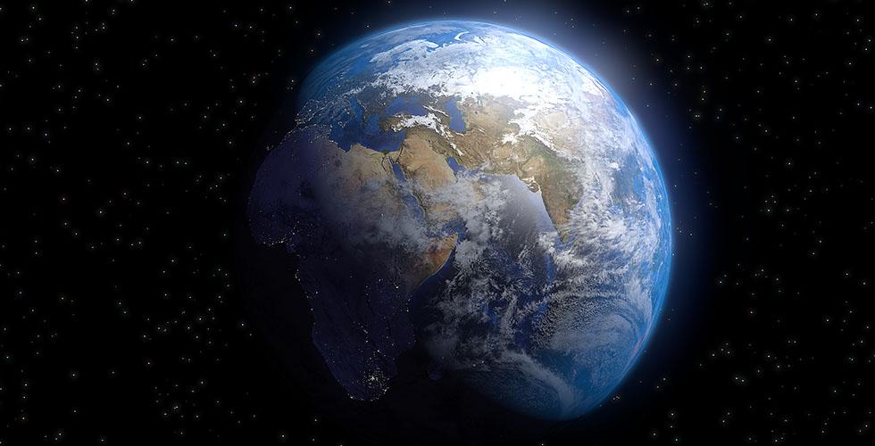 هناك حياة على الارض منذ 300مليون سنة