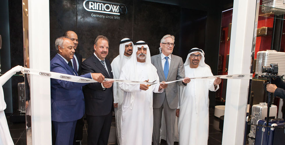 أوّل متجر لريموا في الشرق الأوسط في أبو ظبي مول