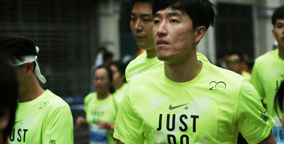 بالصّور: روح ماراثون شانغهاي لا تموت