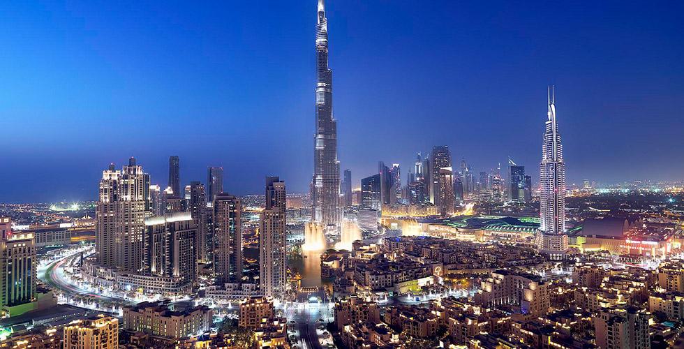 بدء العمل ب-Green Dubai Map