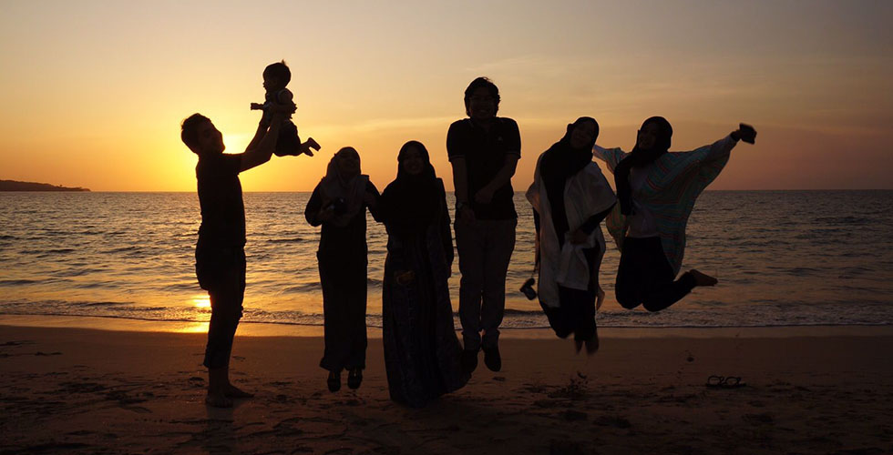 اندونيسيا وجهة صديقة للمسلمين