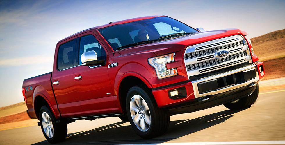 Ford تبني ال F-series هايبرد