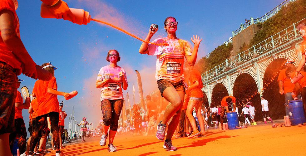سباق الألوان في قطر